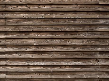 古い板壁の写真素材 [FYI01202888]