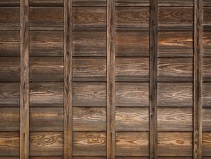 古い板壁の写真素材 [FYI01202889]