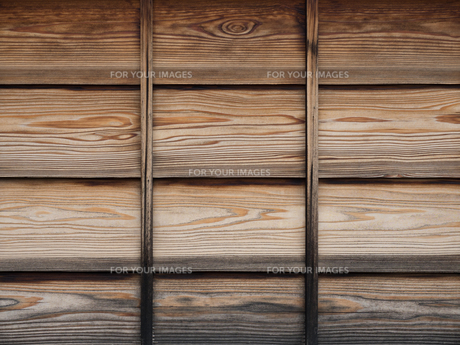 古い板壁の写真素材 [FYI01202933]