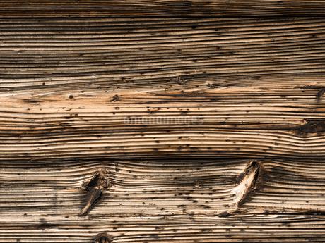 古い板壁の写真素材 [FYI01202945]
