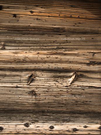 古い板壁の写真素材 [FYI01202946]