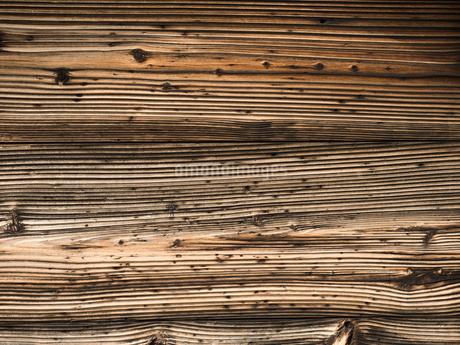古い板壁の写真素材 [FYI01202949]