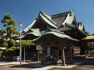 柴又帝釈天 題経寺の写真素材 [FYI01202950]