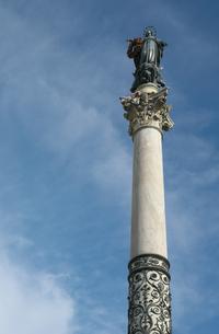 ローマ ミニャネッリ広場の写真素材 [FYI01203142]