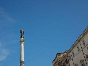ローマ ミニャネッリ広場の写真素材 [FYI01203143]