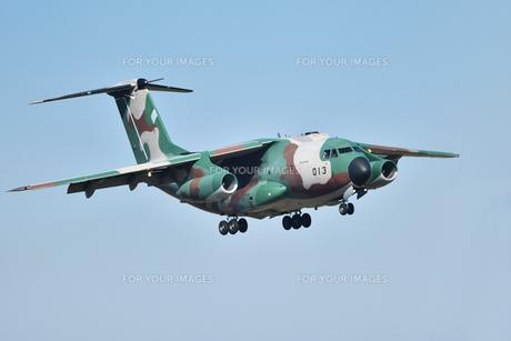 航空自衛隊のC-1輸送機の写真素材 [FYI01203278]