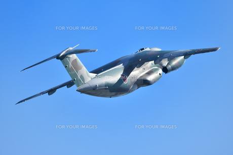 航空自衛隊のC-1輸送機の写真素材 [FYI01203280]
