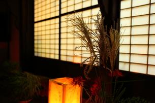 秋の夜長の写真素材 [FYI01203558]
