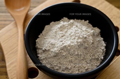 ライ麦粉の写真素材 [FYI01203706]