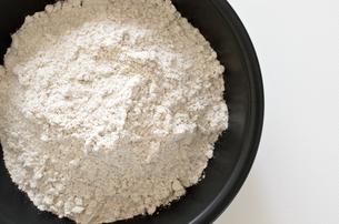 ライ麦粉の写真素材 [FYI01203723]