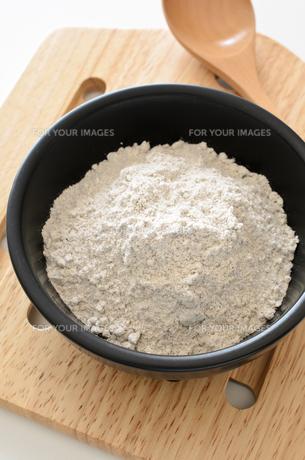 ライ麦粉の写真素材 [FYI01203724]