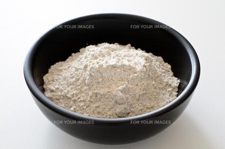 ライ麦粉の写真素材 [FYI01203725]