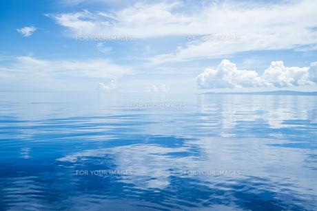 海と空の写真素材 [FYI01203786]