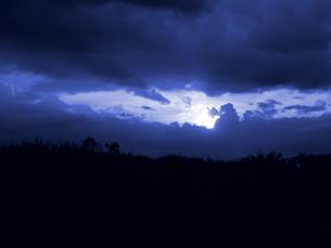 日没の写真素材 [FYI01204330]