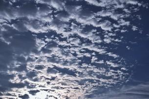 夜明けのシルエットと雲 ・ 夜が明ける 悲しみを笑い飛ばして 夜が明ける…(e y 夜明けの歌 より)の写真素材 [FYI01204567]