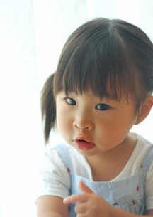 子供の写真素材 [FYI01205283]