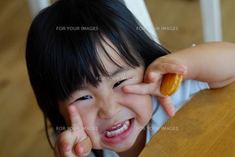 笑顔の写真素材 [FYI01205286]