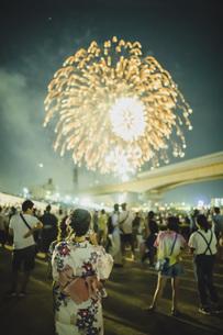 花火の写真素材 [FYI01205876]
