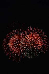 花火大会 ・ 君がいた夏は 遠い夢の中 空に消えてった打ち上げ花火…(Whiteberry 夏祭り より)の写真素材 [FYI01205926]