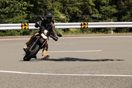 バイクの写真素材 [FYI01206055]