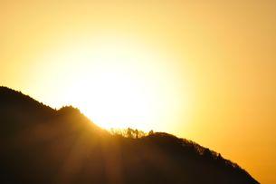 太陽の輝きの写真素材 [FYI01206096]