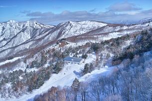 スキー場の写真素材 [FYI01206336]