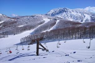 スキー場の写真素材 [FYI01206670]