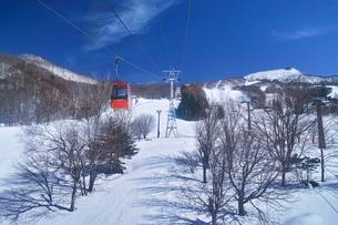 スキー場の写真素材 [FYI01206671]
