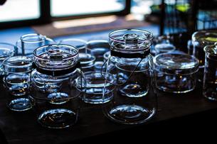 ガラス容器の写真素材 [FYI01207038]