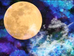 moon magicの写真素材 [FYI01207358]