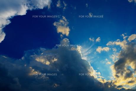 空の写真素材 [FYI01207524]