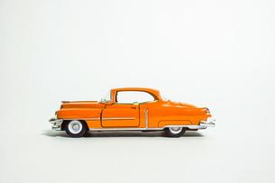 ミニチュアカー カラーバリエーションの写真素材 [FYI01207557]