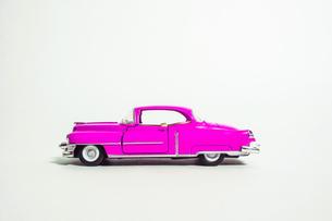 ミニチュアカー カラーバリエーションの写真素材 [FYI01207558]