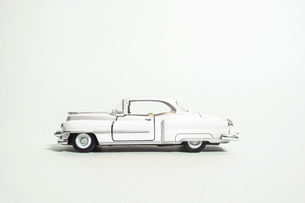 ミニチュアカー カラーバリエーションの写真素材 [FYI01207559]