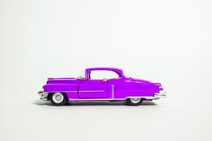 ミニチュアカー カラーバリエーションの写真素材 [FYI01207562]