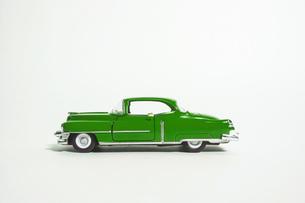 ミニチュアカー カラーバリエーションの写真素材 [FYI01207565]
