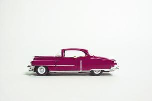 ミニチュアカー カラーバリエーションの写真素材 [FYI01207566]