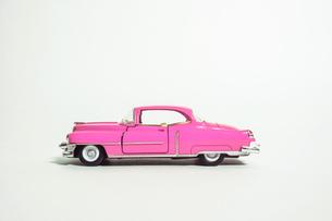 ミニチュアカー カラーバリエーションの写真素材 [FYI01207569]