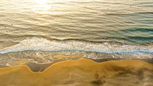 穏やかな朝の写真素材 [FYI01207599]