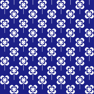 クローバー パターンのイラスト素材 [FYI01207643]