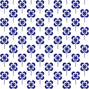 クローバー パターンのイラスト素材 [FYI01207647]
