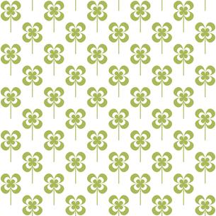 クローバー パターンのイラスト素材 [FYI01207648]