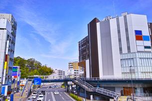 戸塚駅西口の風景の写真素材 [FYI01207785]