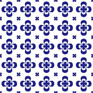 クローバー パターンのイラスト素材 [FYI01208035]