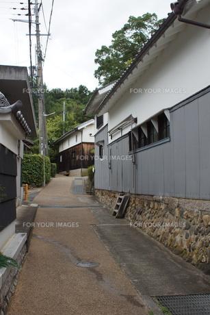 山の辺の道の風景の写真素材 [FYI01208106]
