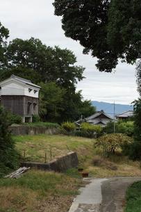 山の辺の道の風景の写真素材 [FYI01208109]