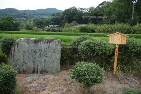 山の辺の道の風景の写真素材 [FYI01208116]