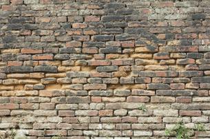 古いレンガ壁の写真素材 [FYI01208432]
