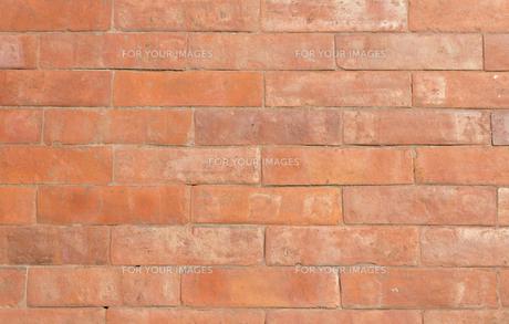 古いレンガ壁の写真素材 [FYI01208436]
