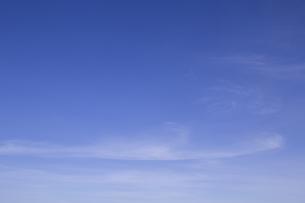 青空と雲の写真素材 [FYI01208467]